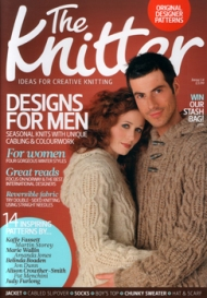 The Knitter Front Cover
