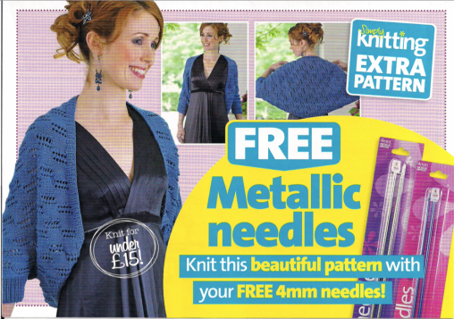 Simply Knitting magazine